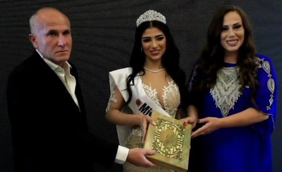 صورة رقم 8 - فيديو وصور سنا عطية.. ملكة جمال آسيا سوريا