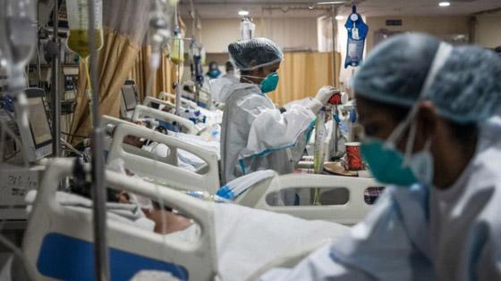 كورونا يفتك بالهند.. أعلى عدد وفيات بالعالم في يوم واحد صورة رقم 3
