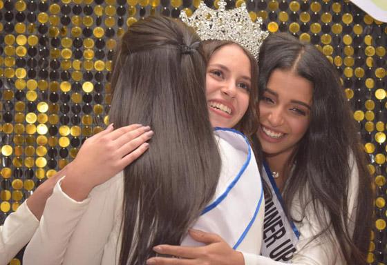 صورة رقم 4 - فيديو وصور: تتويج شدا حسام ابنة الـ17 عاما بلقب ملكة جمال الأناقة