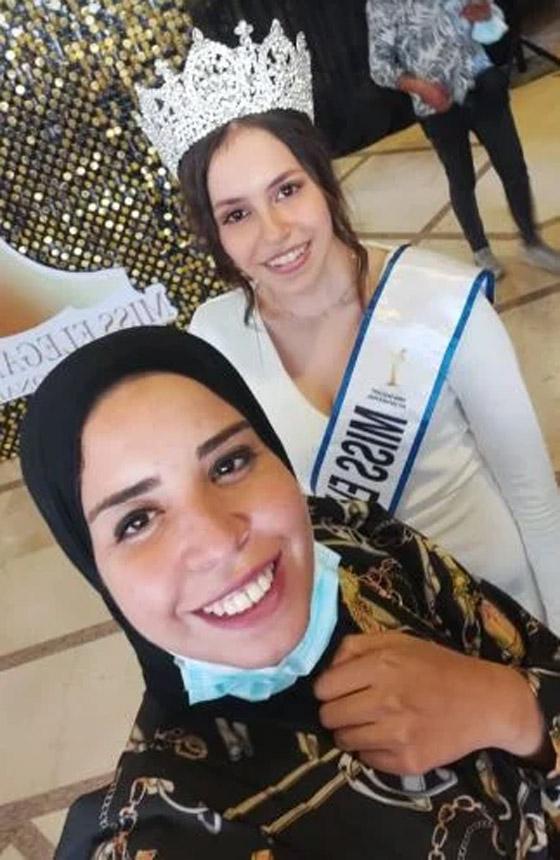 صورة رقم 18 - فيديو وصور: تتويج شدا حسام ابنة الـ17 عاما بلقب ملكة جمال الأناقة