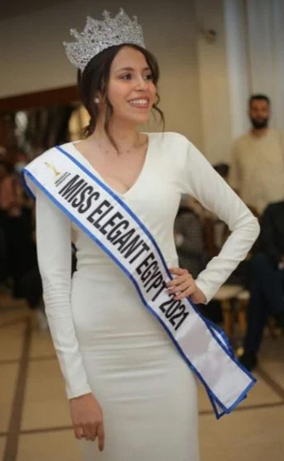 صورة رقم 9 - فيديو وصور: تتويج شدا حسام ابنة الـ17 عاما بلقب ملكة جمال الأناقة