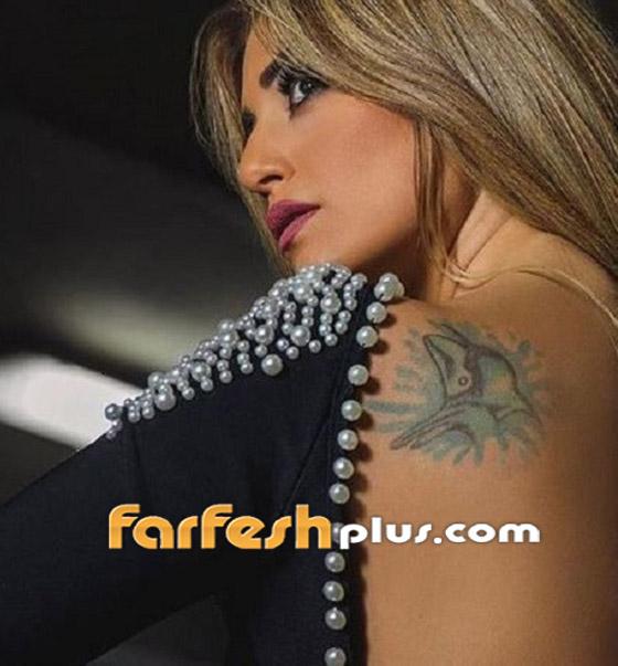 صورة رقم 5 - صور نجمات عربيات وعالميات بالوشم (تاتو): موضة أم جرأة أم أناقة؟