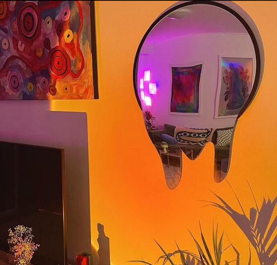 صورة رقم 4 - مصابيح منزلية تحاكي غروب الشمس
