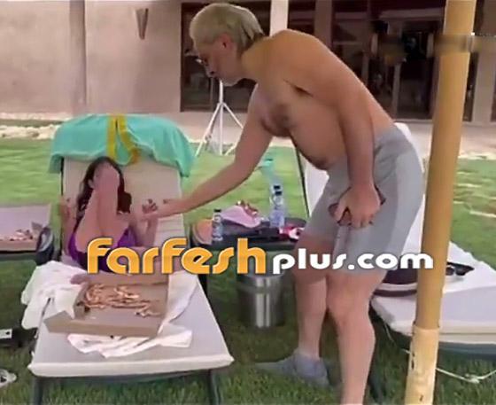 صورة رقم 3 - فيديو طريف للأمير الوليد بن طلال مع حفيدته..