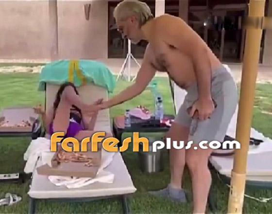 صورة رقم 4 - فيديو طريف للأمير الوليد بن طلال مع حفيدته..