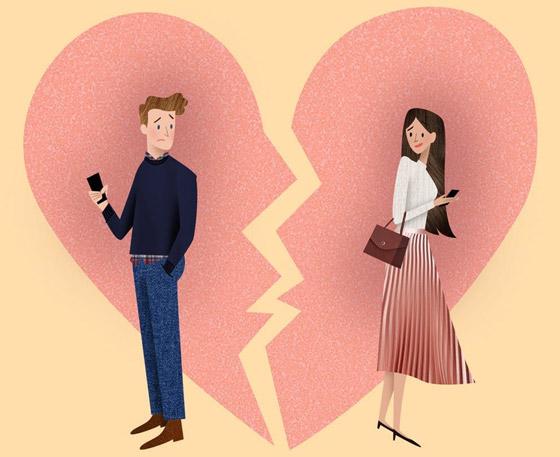 صورة رقم 4 - اختبار شخصية يكشف أسباب الحظ السيء في الحب