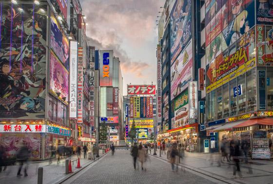 صورة رقم 2 - ظاهرة طوكيو الغريبة.. المدينة التي يتلاشى سكانها