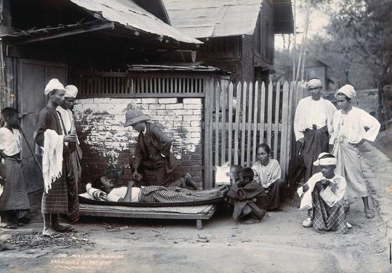 صورة رقم 3 - بسبب وباء أباد عائلات بكاملها.. ثروات ذهبت لخزينة الدولة