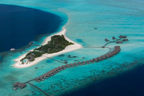صورة رقم 1 - بالصور: تعرفوا إلى 10 أجمل شواطئ في جزر المالديف لرحلتكم المقبلة