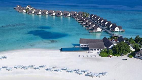 صورة رقم 2 - بالصور: تعرفوا إلى 10 أجمل شواطئ في جزر المالديف لرحلتكم المقبلة