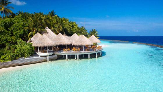 صورة رقم 3 - بالصور: تعرفوا إلى 10 أجمل شواطئ في جزر المالديف لرحلتكم المقبلة