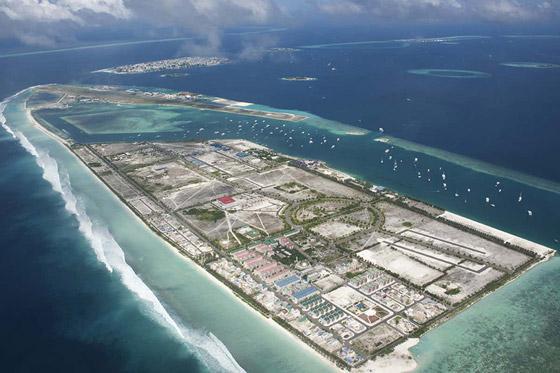 صورة رقم 7 - بالصور: تعرفوا إلى 10 أجمل شواطئ في جزر المالديف لرحلتكم المقبلة