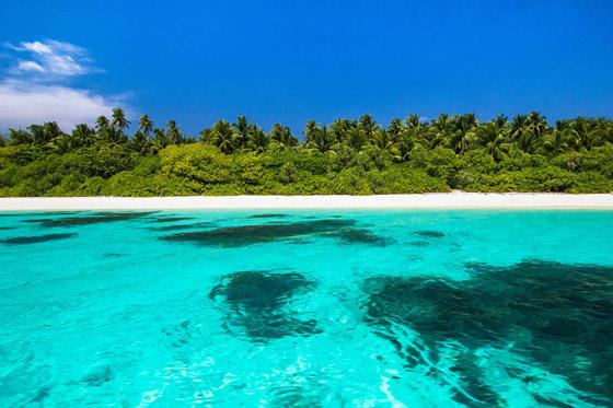 صورة رقم 8 - بالصور: تعرفوا إلى 10 أجمل شواطئ في جزر المالديف لرحلتكم المقبلة
