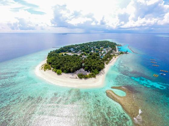 صورة رقم 10 - بالصور: تعرفوا إلى 10 أجمل شواطئ في جزر المالديف لرحلتكم المقبلة