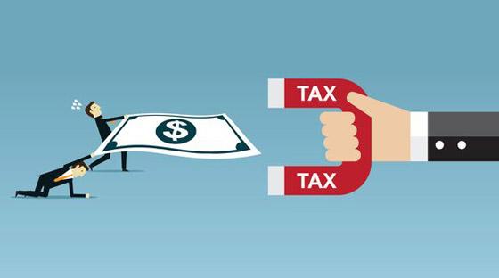 صورة رقم 5 - أغنى وأكبر أثرياء أمريكا يدفعون ضرائب دخل أقل من العاملين في البلاد