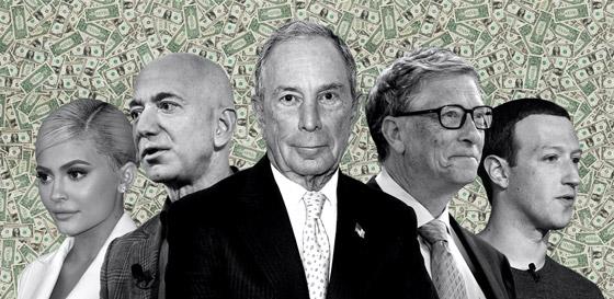 صورة رقم 6 - أغنى وأكبر أثرياء أمريكا يدفعون ضرائب دخل أقل من العاملين في البلاد