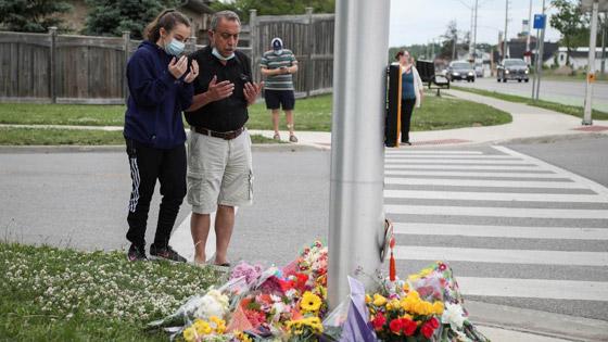 كندا.. قاتل العائلة المسلمة
