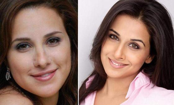 صورة رقم 5 - صور نجوم عرب يشبهون نجوم هوليوود! من تشبه كيم كاردشيان؟