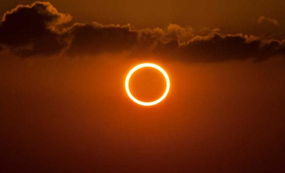 صورة رقم 3 - كسوف الشمس سيضيئ حلقة من النار في السماء.. كيف يمكنكم مشاهدته؟