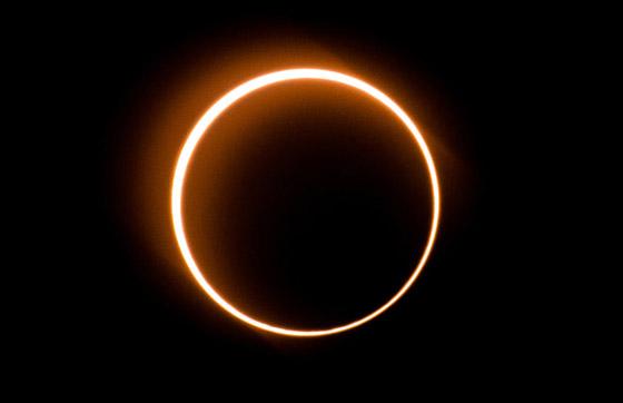 صورة رقم 4 - كسوف الشمس سيضيئ حلقة من النار في السماء.. كيف يمكنكم مشاهدته؟
