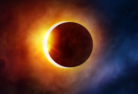 صورة رقم 5 - كسوف الشمس سيضيئ حلقة من النار في السماء.. كيف يمكنكم مشاهدته؟