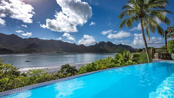 جزيرة الجنة.. نظرة داخل واحدة من أكثر المواقع النائية الخلابة في العالم صورة رقم 4