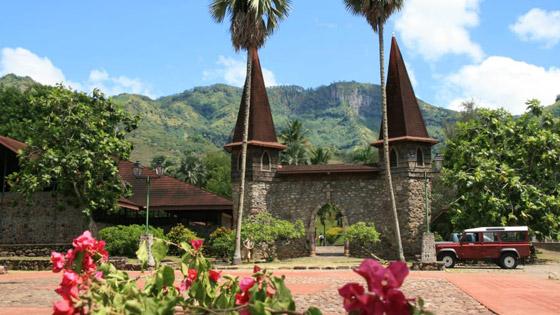 جزيرة الجنة.. نظرة داخل واحدة من أكثر المواقع النائية الخلابة في العالم صورة رقم 5