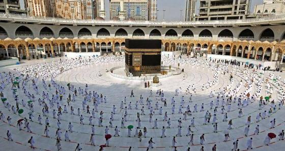 صورة رقم 1 - السعودية.. قصر حج هذا العام على المواطنين والمقيمين
