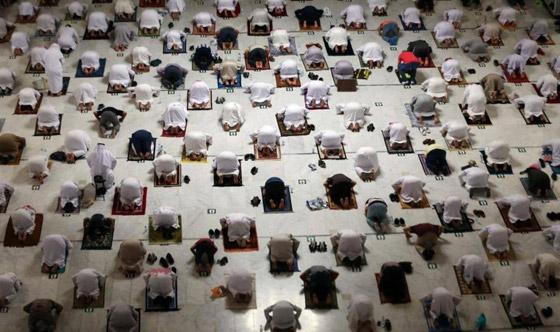 صورة رقم 3 - السعودية.. قصر حج هذا العام على المواطنين والمقيمين