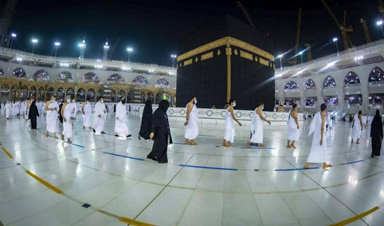 صورة رقم 2 - السعودية.. قصر حج هذا العام على المواطنين والمقيمين
