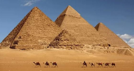 صورة رقم 7 - بالصور: تعرفوا إلى 10 من أفضل وأشهر آثار العالم المميزة
