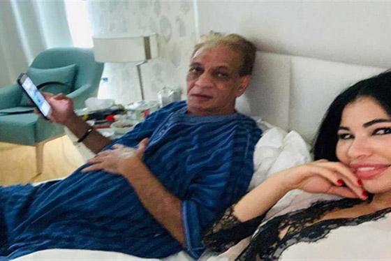 صورة رقم 4 - المطربة الجزائرية ياسمين نيار طليقة السبكي تتهم هاني شاكر بظلمها وعصام كاريكا بالتحرش !