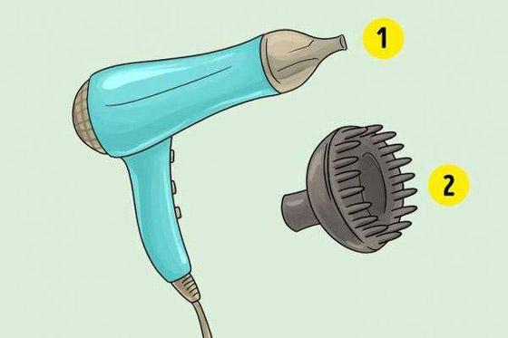 صورة رقم 8 - شد الشعر لأسفل.. وأخطاء ترتكبها النساء في تجفيف الشعر