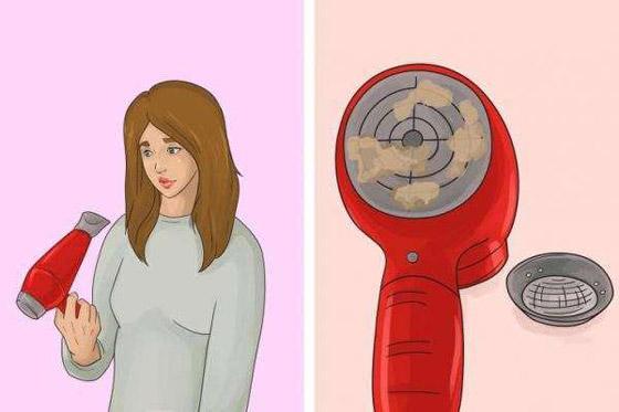 صورة رقم 7 - شد الشعر لأسفل.. وأخطاء ترتكبها النساء في تجفيف الشعر
