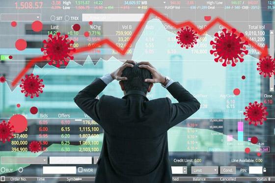 """صورة رقم 2 - مع بدء انحسار """"كورونا"""" نسبياً.. التضخم يهدد الاقتصاد العالمي وخبراء يحذرون من تسارعه"""