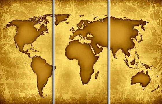 صورة رقم 1 - ما هي أكبر الدول المنتجة للذهب في العالم؟ وما إنتاج البلدان العربية منه؟