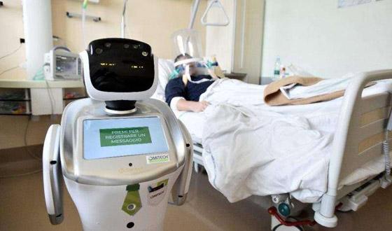 صورة رقم 1 - الممرض الآلي.. واختراعات مستقبلية بديلة لخدمة البشرية