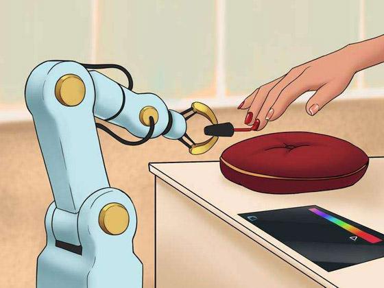 صورة رقم 9 - الممرض الآلي.. واختراعات مستقبلية بديلة لخدمة البشرية