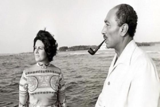 صورة رقم 6 - جيهان السادات: سيدة مصر الأولى التي سارت في طريق مختلف