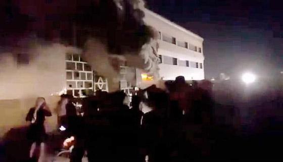 صورة رقم 3 - حصيلة كارثية.. ارتفاع عدد ضحايا حريق مستشفى كورونا بالعراق