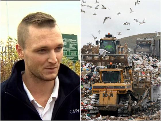 صورة رقم 1 - خطة بريطاني رمى بالخطأ 7500 عملة بيتكوين.. سيقضي عاماً كاملاً في مكب النفايات لاسترجاع ملايين الدولارات