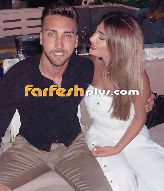 صورة رقم 4 - فيديو رومانسي: ملك جمال لبنان محمد صندقلي يفاجئ حبيبته ويطلبها للزواج