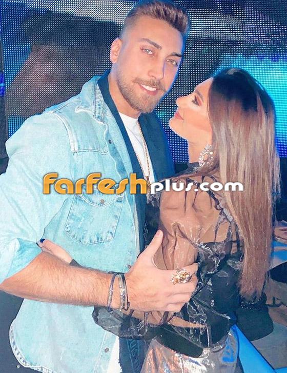 صورة رقم 6 - فيديو رومانسي: ملك جمال لبنان محمد صندقلي يفاجئ حبيبته ويطلبها للزواج