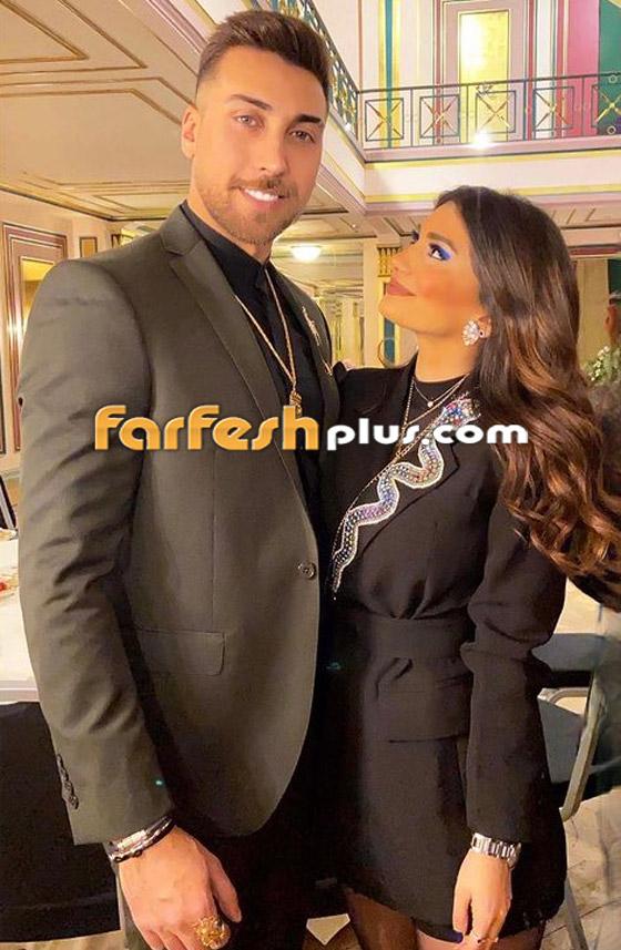 صورة رقم 9 - فيديو رومانسي: ملك جمال لبنان محمد صندقلي يفاجئ حبيبته ويطلبها للزواج