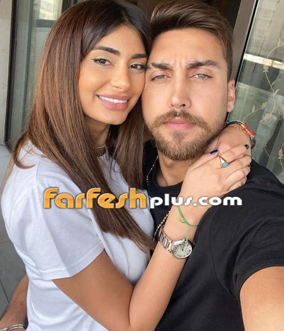 صورة رقم 10 - فيديو رومانسي: ملك جمال لبنان محمد صندقلي يفاجئ حبيبته ويطلبها للزواج