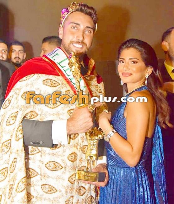 صورة رقم 11 - فيديو رومانسي: ملك جمال لبنان محمد صندقلي يفاجئ حبيبته ويطلبها للزواج