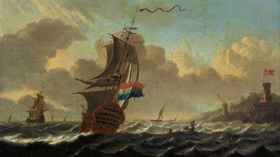 صورة رقم 4 - بفضل سفينة تائهة وساموراي.. بدأت علاقة هولندا واليابان