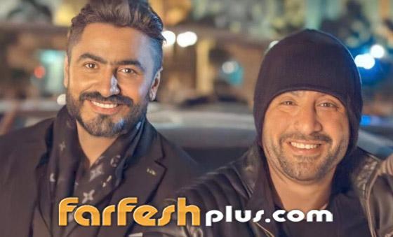 صورة رقم 2 - أزمات تامر حسني مع النجوم: سبب خلافه مع أحمد السقا، زينة وحلا شيحة!