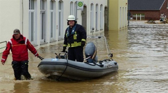 صورة رقم 9 - ألمانيا.. حصيلة مأساوية لأسوأ كارثة طبيعية منذ نصف قرن