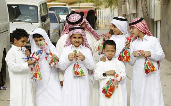 صورة رقم 1 - صور: تعرفوا إلى أشهر عادات العرب بالاحتفال في عيد الأضحى